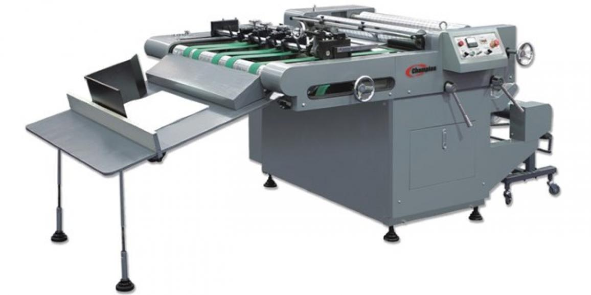 Champion LSS 1100 Laminated Automatic Sheet Separator