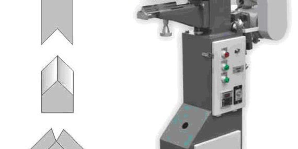 Champion CRB 40 Corner Pasting Machine with Standard Accessories