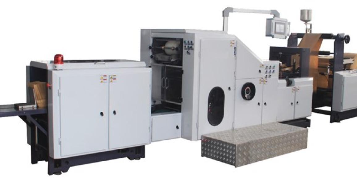 Champion RB 180/290/460 Square Bottom Paper Bag Making Machine