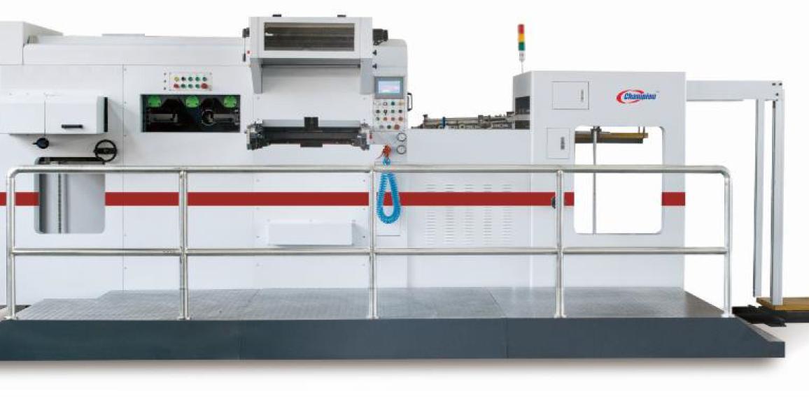 Champion Ultrafoil 800 Hot Stamping & Die-cutting Machine