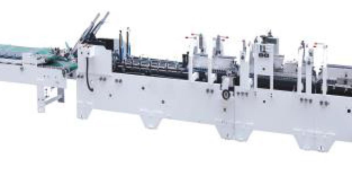 Champion SWIFTFOLD 650 Automatic High Speed Straight-line & Crash lock Folding Gluing Machine
