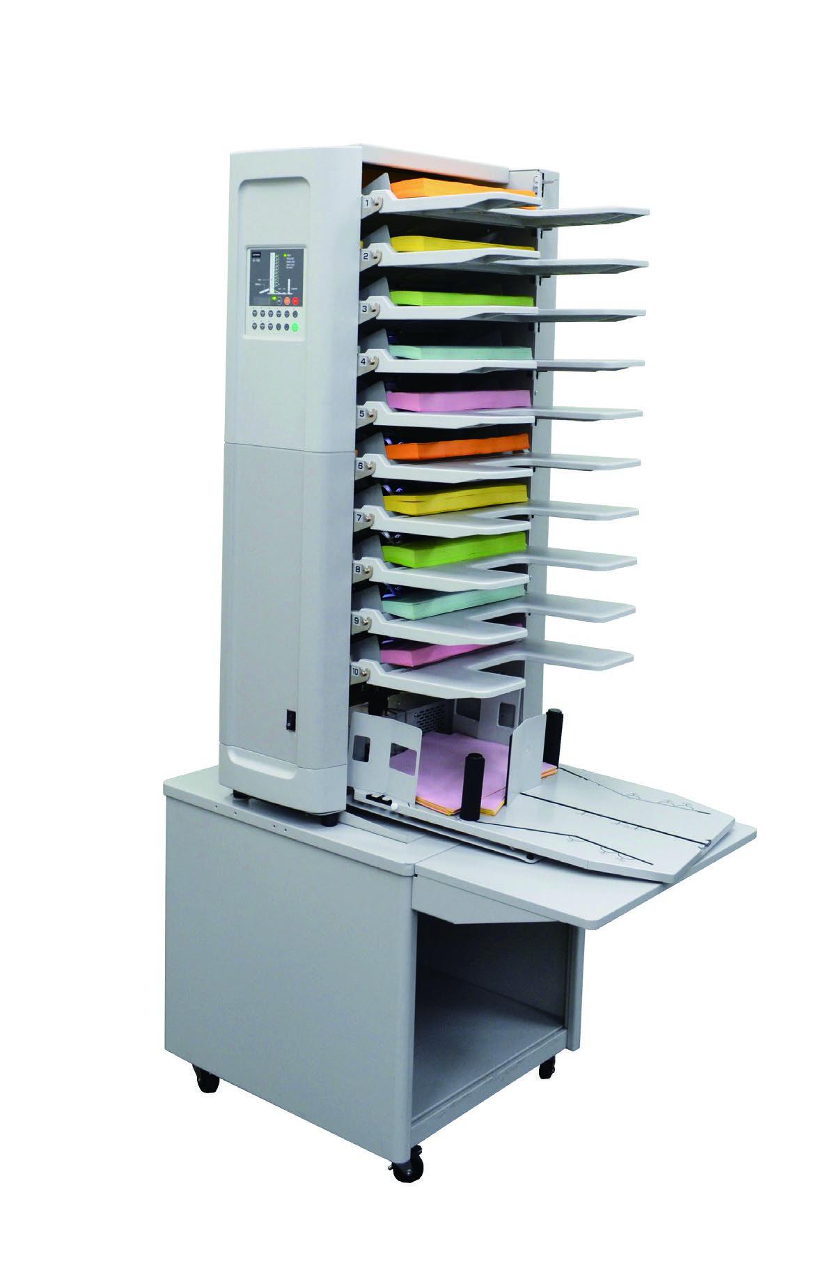 Uchida UC 1200 Automatic Paper Collator