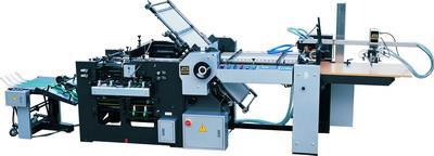 CHAMPION CYHD 490 B Automatic Combination Folding Machine