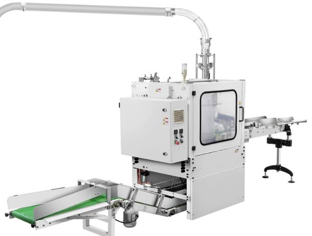 Champion APCP 20 Automatic Paper Cup Packing Machine
