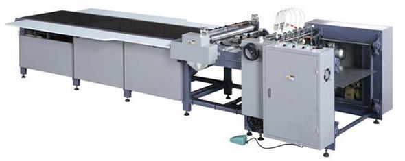 Champion CRG 600 Automatic Gluing Machine