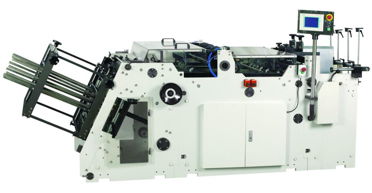 Champion CTF 450 Tray Forming Machine – Single Feed