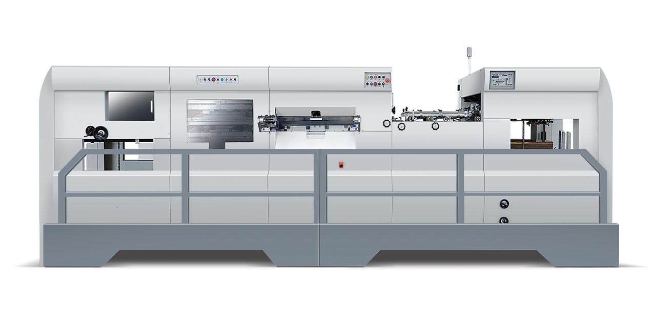 Champion SUPERCUT 1060ss Automatic Die Cutting Machine with Stripping Unit (3 Side Stripping)