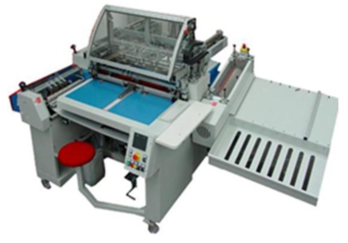Darix Evolution with Automatic Board Feeder