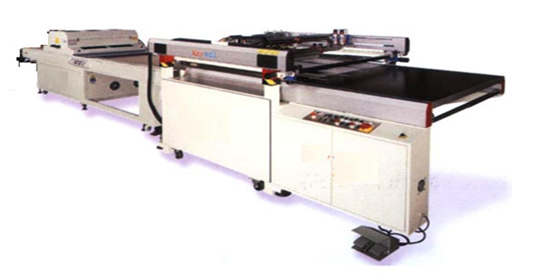 KEYWELL KY- 57GL 3/4 Automatic Screen UV Machine