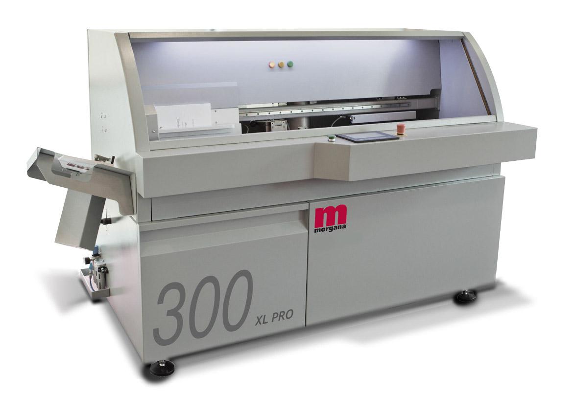 Morgana DIGIBOOK 300 XL PRO PUR Binding Machine