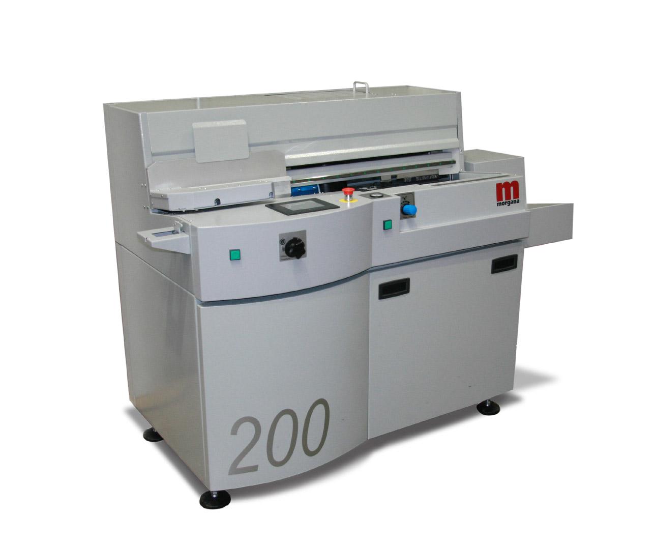 Morgana DIGIBOOK 200 PUR Binding Machine