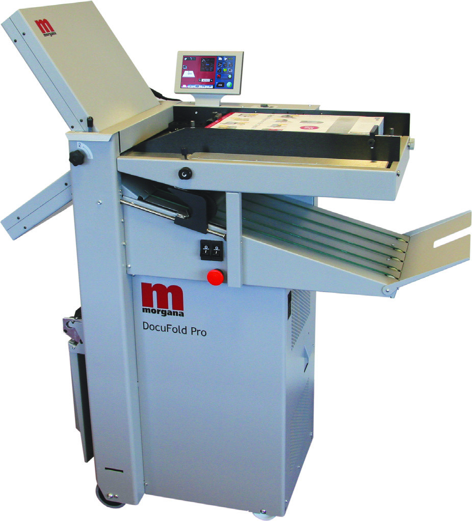 Morgana DocuFold Pro Fully Automatic Paper Folding Machine