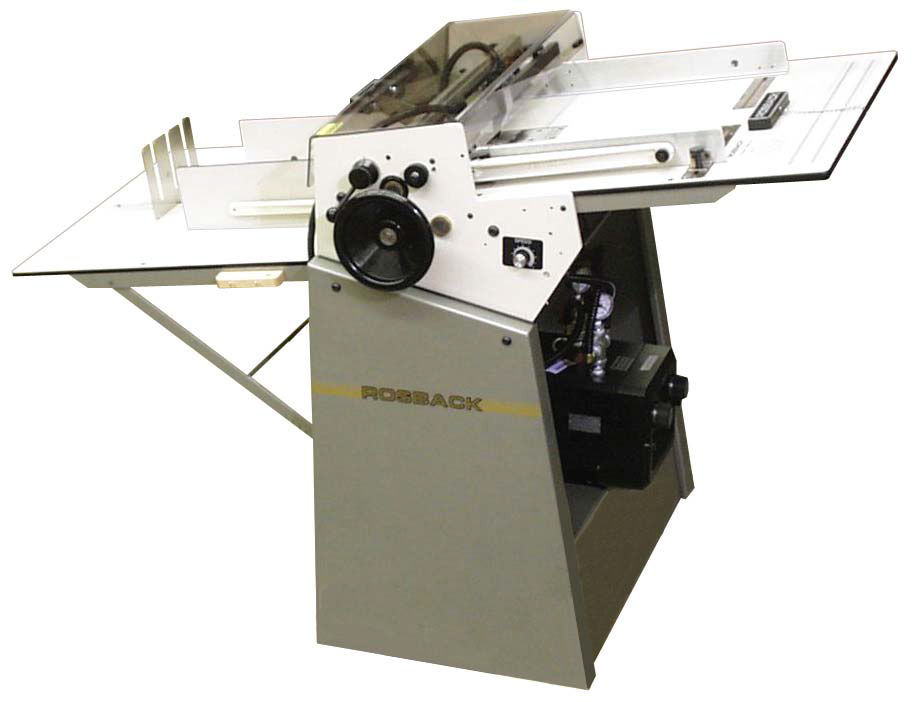 ROSBACK 220B Automatic Friction Fed Perforating Machine