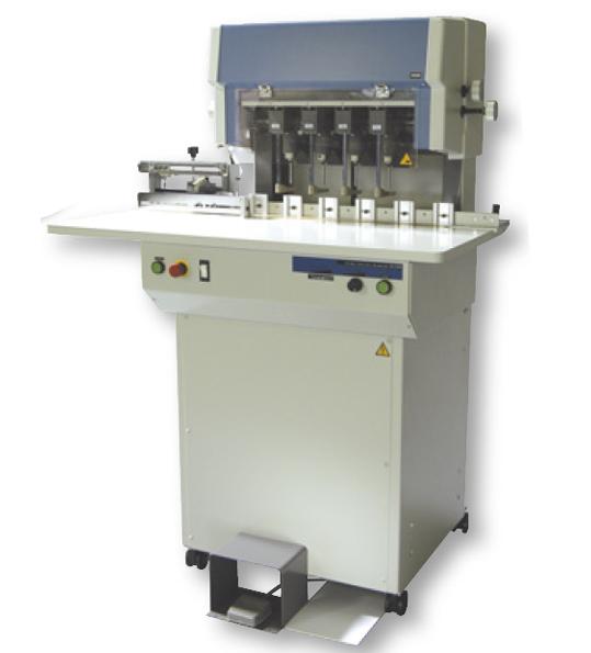 Uchida LA EX 4- Four Head Heavy Duty Drilling Machine