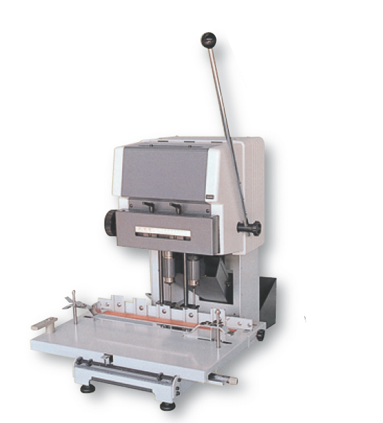 Uchida VS 200 Two Spindle Type Paper Drilling Machine
