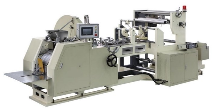 Champion CRF 800 Automatic High-Speed V Bottom Paper Bag Making Machine