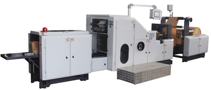 Champion RB 180/290/460 Square Bottom Paper Bag Making Machine